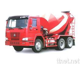 De Op zwaar werk berekende Vrachtwagen van Howo