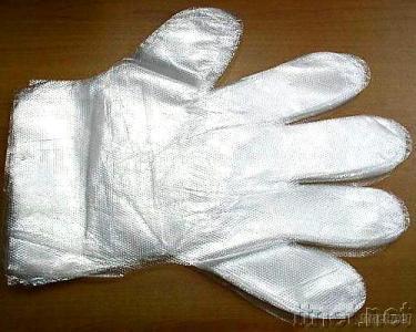Disposable PE Glove