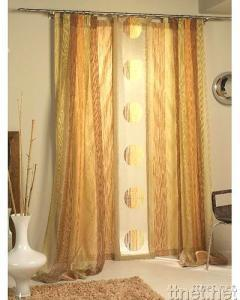 Embroidered Curtain Fabrics