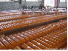 manufactory van leegloper, rol, steun, transportband
