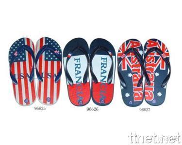 Flag Slippers