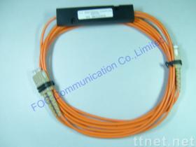 Divisore ottico della fibra del divisore del PLC