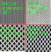 スパンデックスのナイロン網