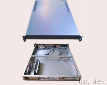 1U Rackmount Chassis/Case/Server Case/19 Enclosures