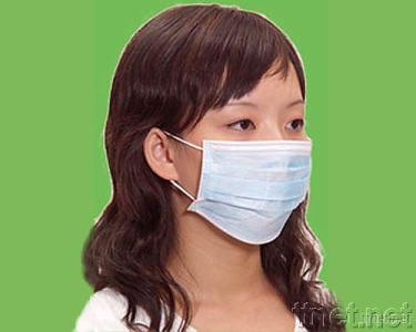 3-ply Non-woven Surgical Face Mask