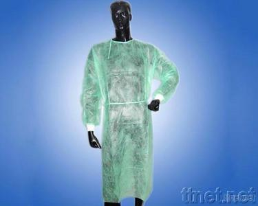Polypropylene Surgical Gown/Disposable Non-woven SPP Isolation Gown