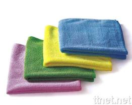 Microfiberのクリーニングタオル