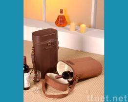 Cassa del contenitore di vino/vino