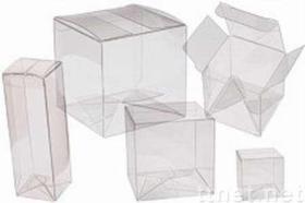 Transparante Plastic Doos