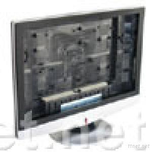 LCD/CRT plastic shells