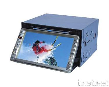 Car Double-In Dash DVD