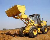 De Machines van de bouw