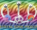 Crystal Edge Piercing
