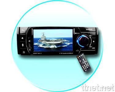 1 Din Car DVD Player-Bluetooth
