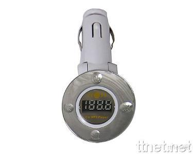 Car FM Transmitter with Bluetooth and USB