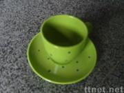 Ceramic Cups With Saucer