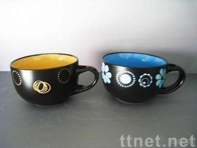 Ceramic Soup Mugs