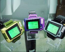 Echt - tijdGPS de Drijver van het Horloge