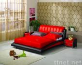 Bed Set, Leather Bed