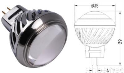 MR11 2W LED Spotlight