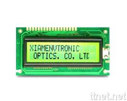 122 x 32 dots Graphics LCD Module