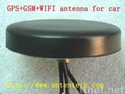 GPS+GSM+WIFI car antenna