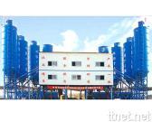 HZS120 Concrete Mixing Plant