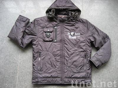 Men's Padded Fashion Jacket  F953<stock>