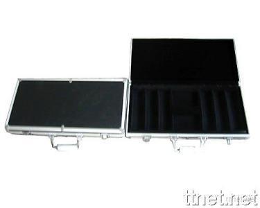 Aluminum Chip Poker Case