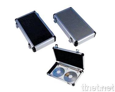 Aluminum/Plastic CD Case