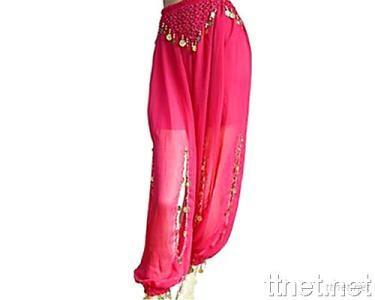 Belly Dance Pants, Harem Dance Pants
