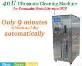 Automatic Ultrasonic Stencil Screens PCB Cleaning Machine