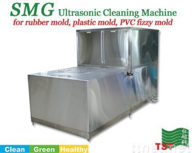 Automatic Ultrasonic Rubber Mold Clean Machine