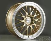 알루미늄 바퀴, 합금 바퀴