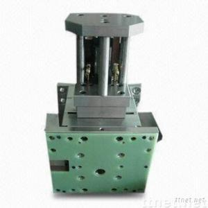 new mold with hydraulic