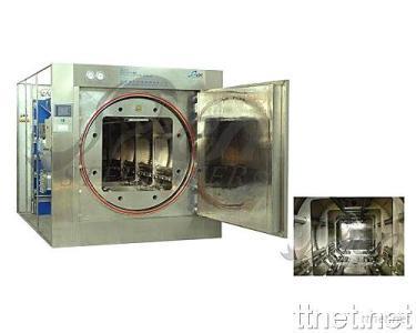 Rotatory Super Water Sterilizer