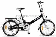 Alloy Frame Li-ion Battery Folding Bicycle