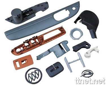 Parts Samples for Plastic Injection Molds