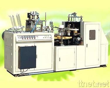 Double PE Coated Paper Bowl Forming Machine (Noodle Cup)