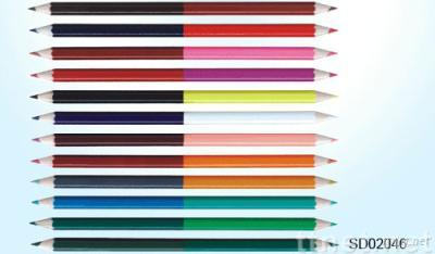 double color pencil