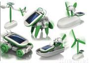 6 dans 1 kit solaire éducatif