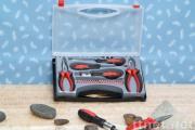 25 PC Haushalts-Werkzeug-Satz