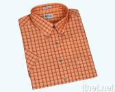 100% Mercerized Cotton Woven Shirts