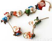Seven Dwarfs Resin