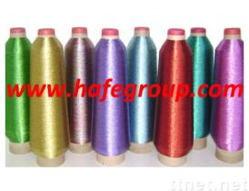 MS-Type Metallic Yarn