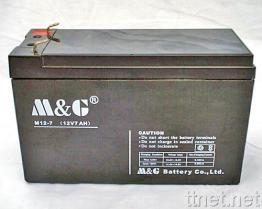 Blei-Säure-Batterie 12V7AH