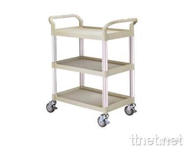 3 Shelves Service Cart