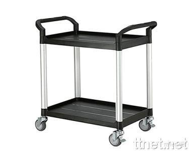2 Shelves Service Cart