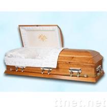 houten MDF doodskist/kist