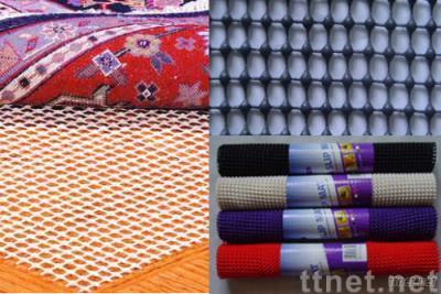 PVC rug underlay pads